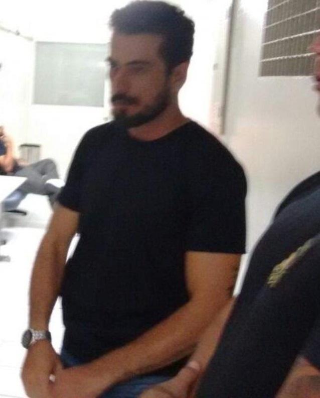Agente penitenciário Roberto Murilo