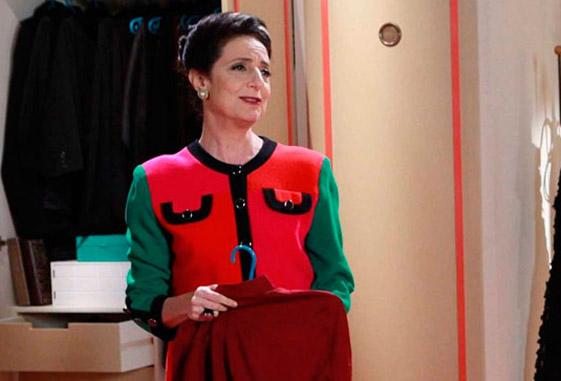 Clarice Niskier é Haydee em 'Carinha de Anjo'