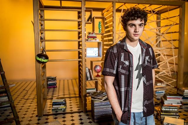 Gabriel Contente é Kavaco em 'Malhação: Vidas Brasileiras'