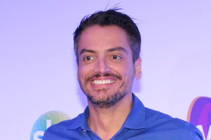 Leo Dias pronto para voltar às suas atividades no SBT, casa que ele tanto ama