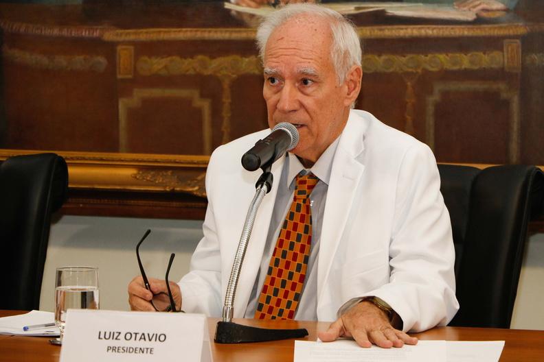 Luiz Otávio Cavalcanti, presidente da Fundaj