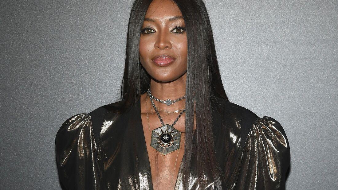 Naomi expressou todo o seu apoio ao nosso País e demonstrou admiração total por Marielle Franco