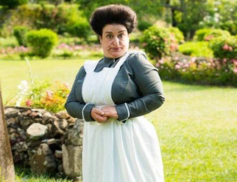 Grace Gianoukas é Petúlia em 'Orgulho e Paixão'
