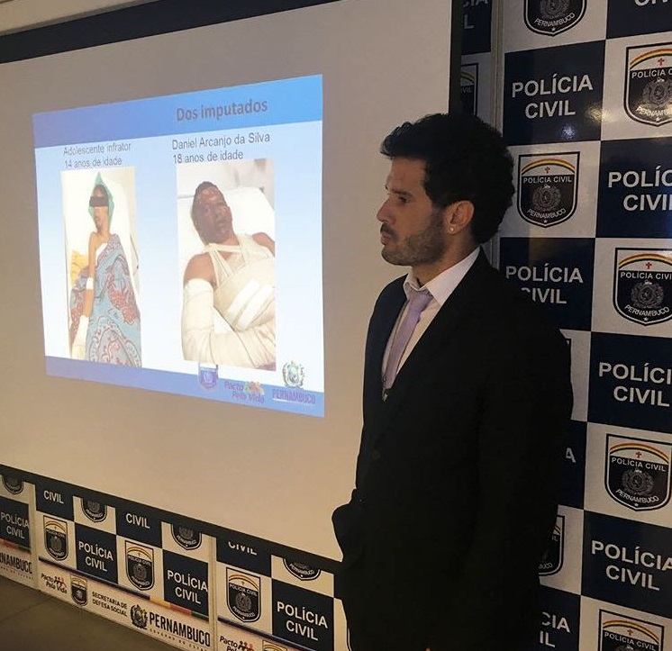 Delegado Vitor Leite
