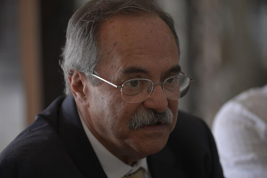 Pedro Eurico, secretário de Justiça e Direitos Humanos