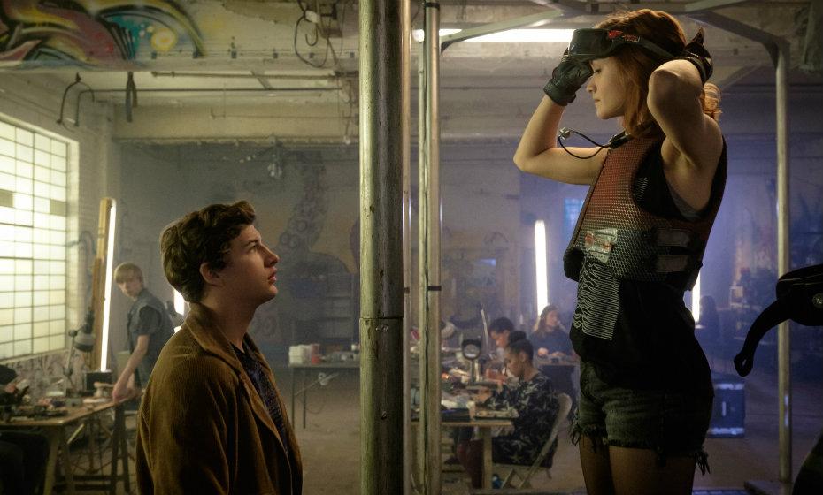 """Cena do filme """"Jogador nº1"""", de Steven Spielberg"""