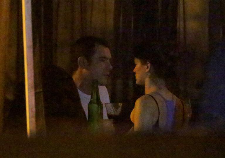 Sérgio Guizé e Bianca Bin não assumem o namoro em público