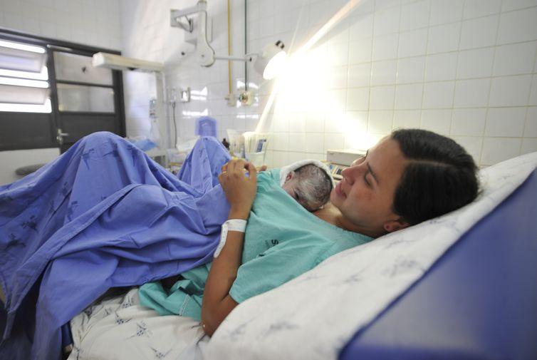 Ibope divulga pesquisa sobre natalidade