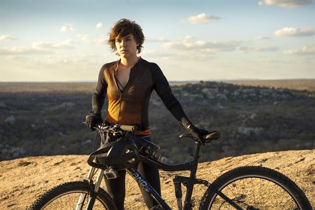 Alice Wegmann é Maria em 'Onde Nascem os Fortes'
