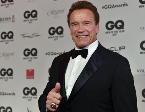 Arnold Schwarzenegger, ator