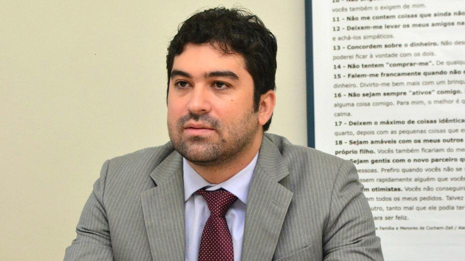 Bruno Pereira é prefeito de São Lourenço da Mata