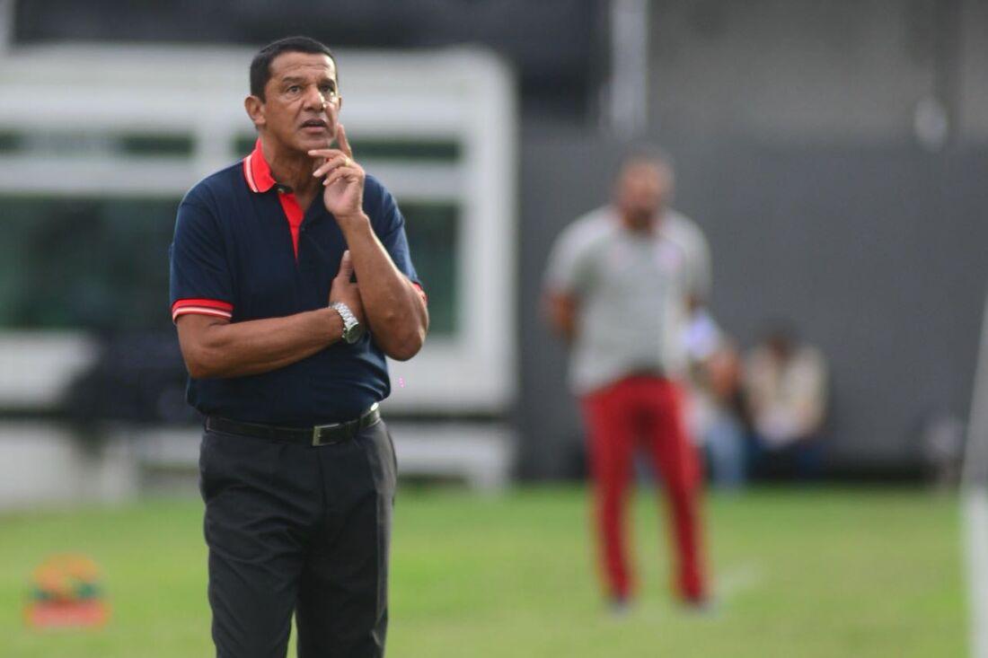 Veterano comandante da Patativa exaltou atuação dos seus atletas
