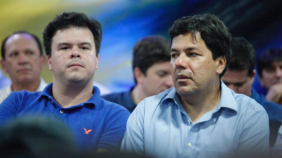 Fernando Filho e Mendonça participam de evento da oposição em Ipojuca