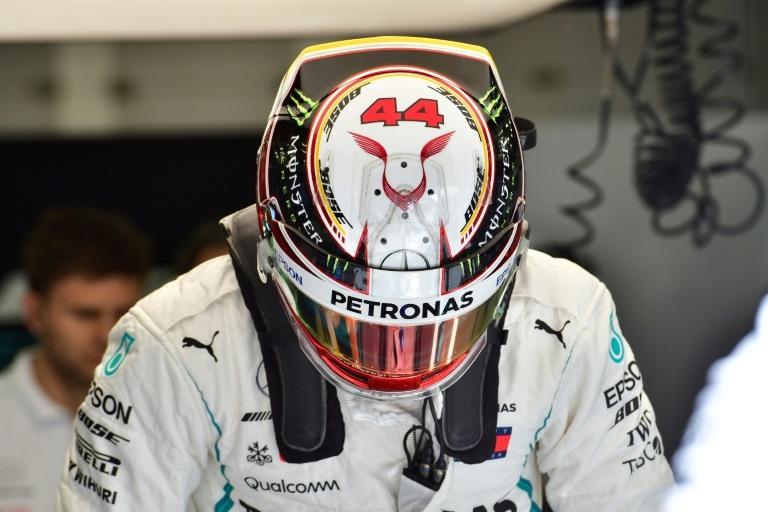 Lewis Hamilton, atual campeão da Fórmula 1