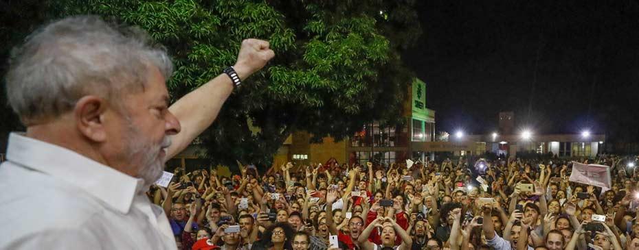 [Wide] Lula participa do Seminário Internacional Integração Latino-Americana em Foz do Iguaçu