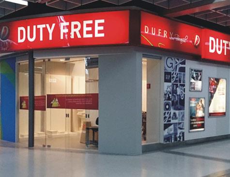 Loja de free shop