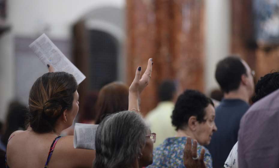 Missa na Igreja Católica