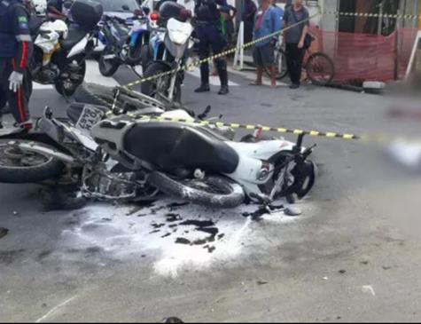 Acidente deixou homem morto em Afogados, no Recife