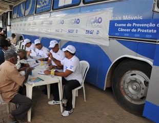 Sesi-PE oferece exames gratuitos de mama e próstata