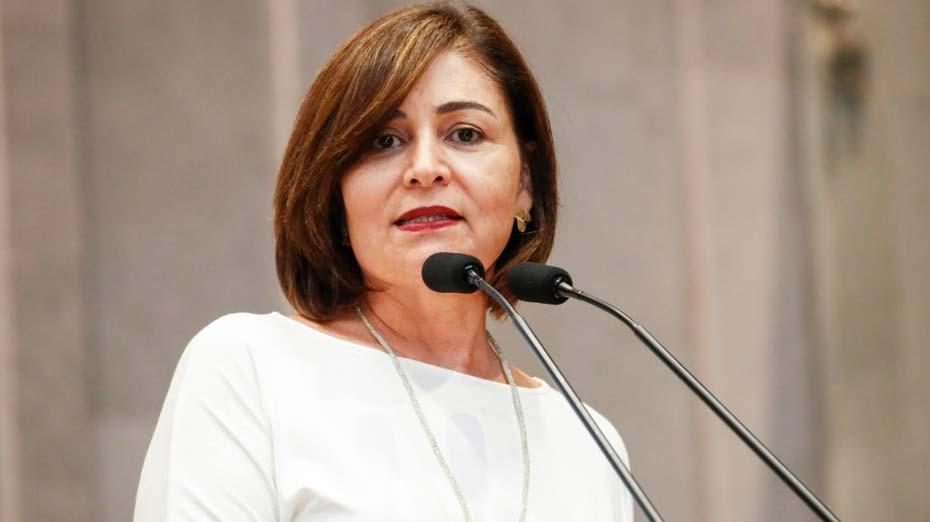 Deputada estadual Simone Santana