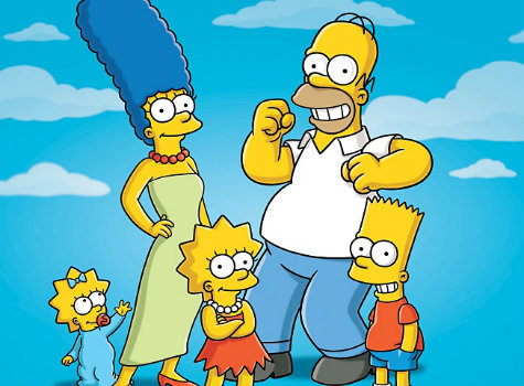 Os Simpsons, série animada estadunidense