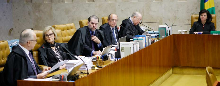 [Wide] Ministros do STF