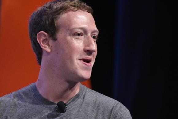 Mark Zuckerberg, cofundador e CEO do Facebook