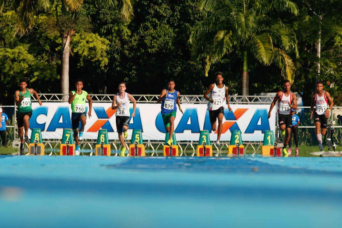 Santos Dumont virou a casa do Brasileiro de Atletismo