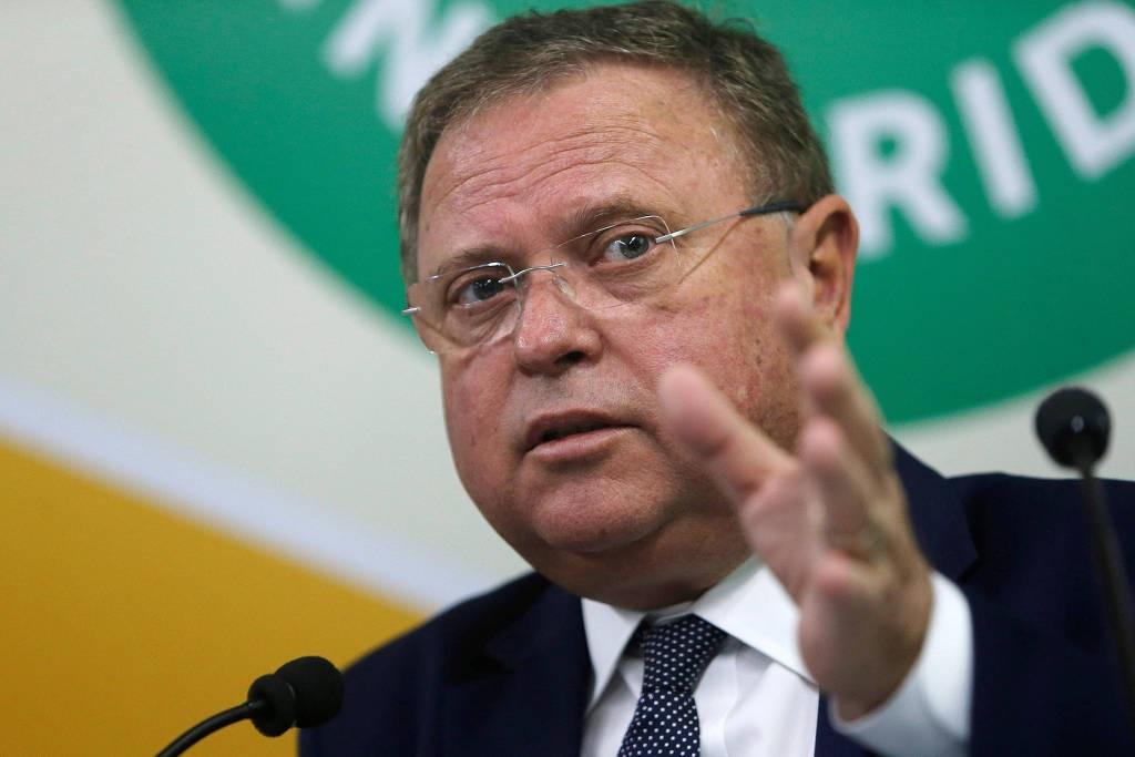 Ministro da Agricultura, Blairo Maggi