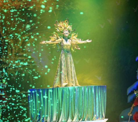 É a primeira vez que Circo da China On Ice faz turnê no Brasil