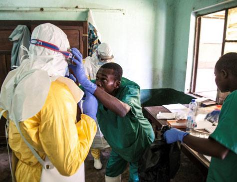 Epidemia de ebola na República Democrática do Congo