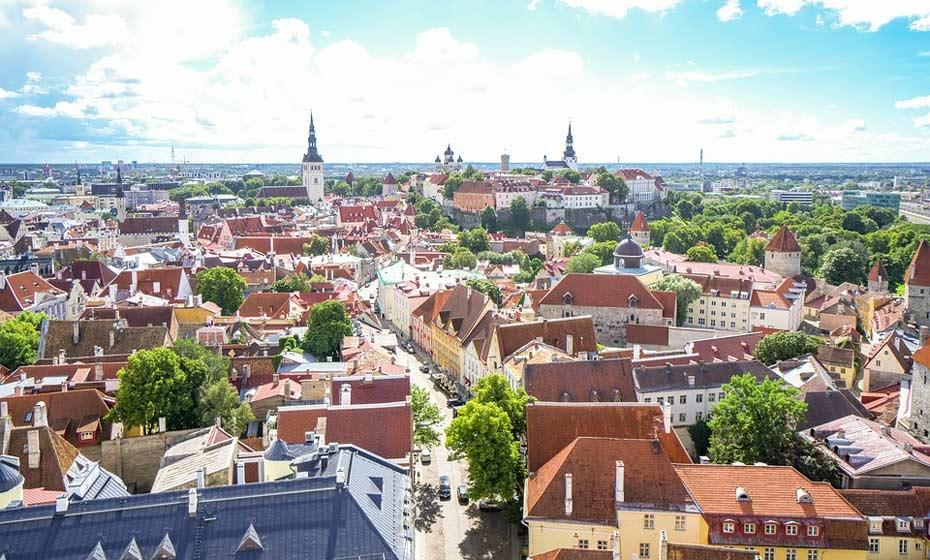 Na Estônia, em 1990, todas as escolas já tinham acesso à internet e, no ano de 2000, o governo declarou que o acesso à internet era um direito do ser humano