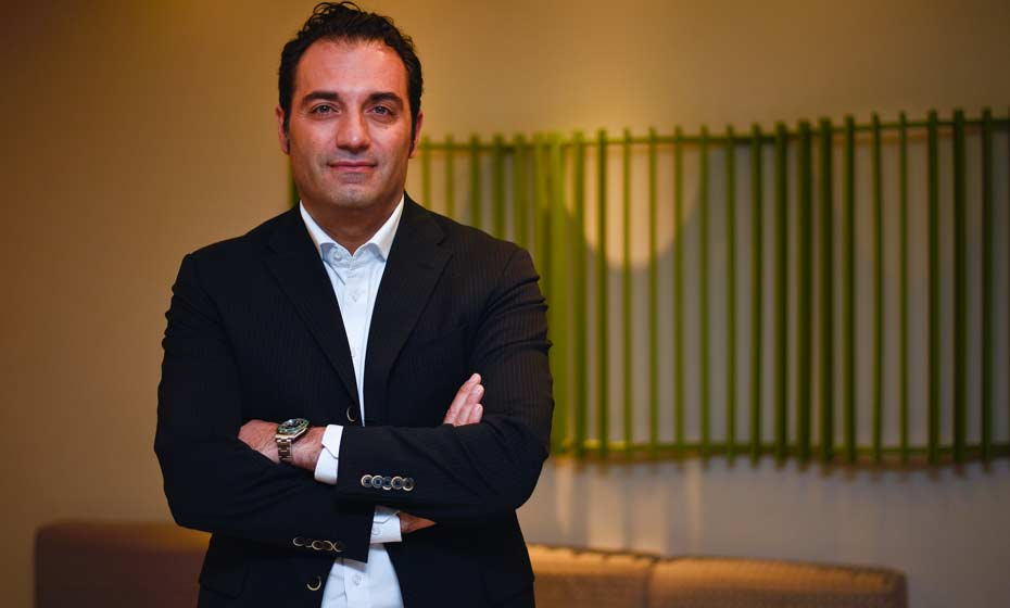 Antonio Filosa, o novo CEO da Fiat