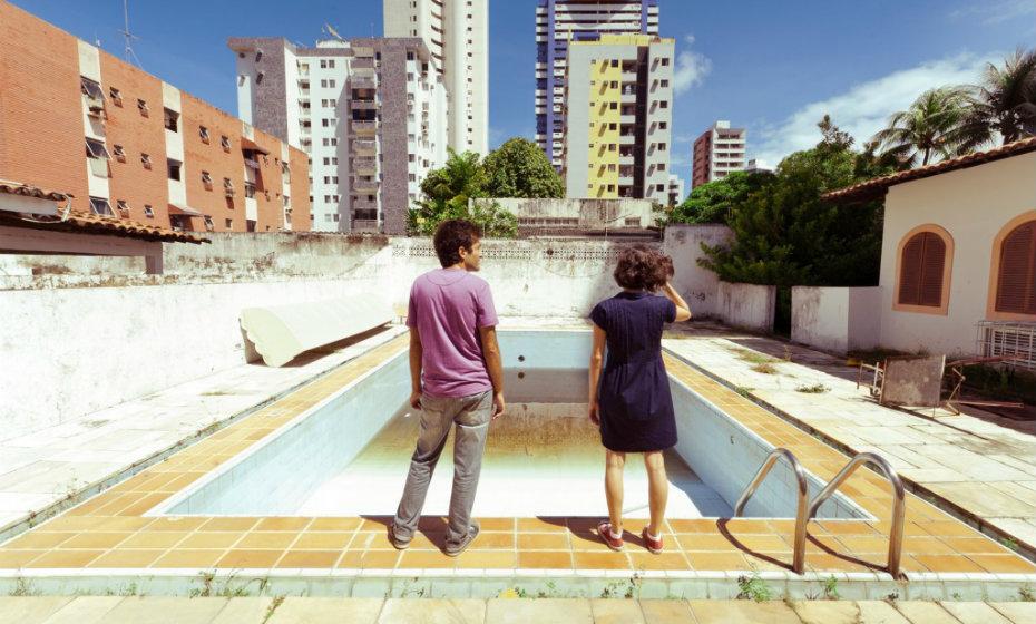 Cena do filme 'O som ao redor', de Kleber Mendonça Filho
