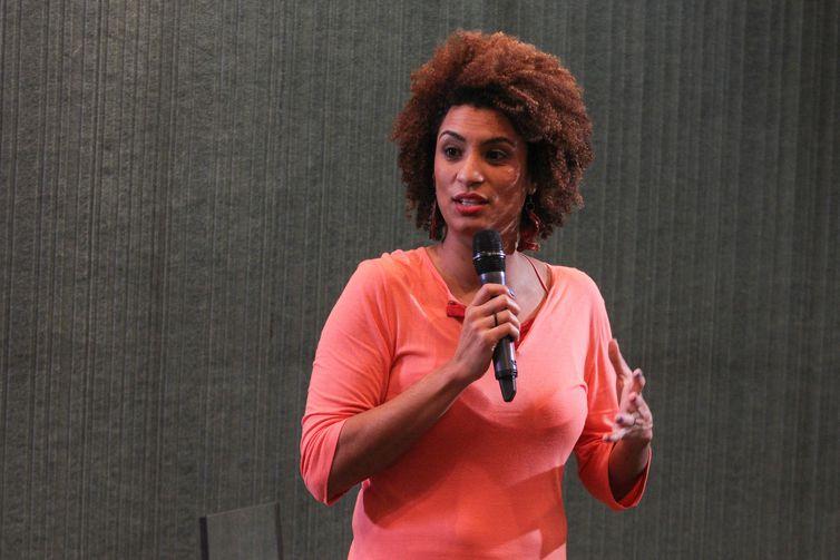 Vereadora Marielle Franco do PSOL-RJ