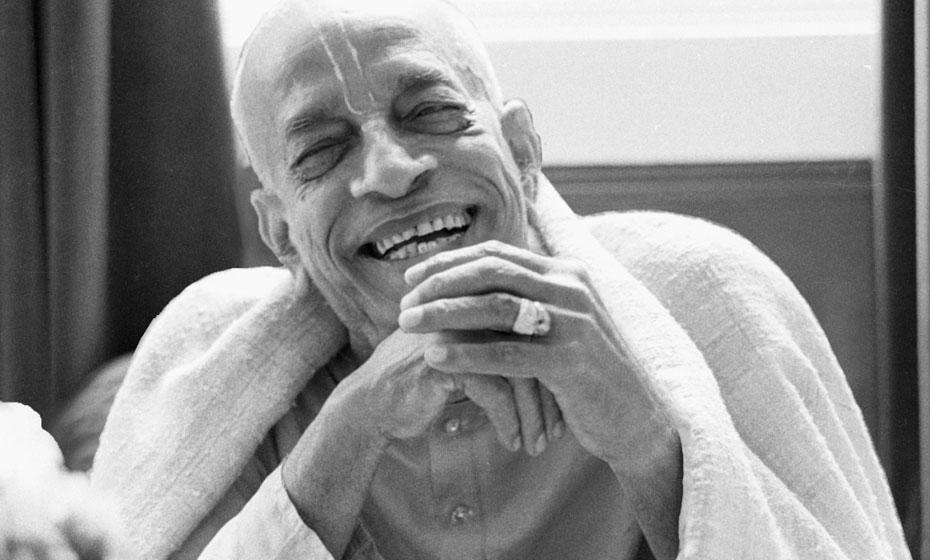 Srila Prabhupada, fundador do movimento espiritual Hare Krishna