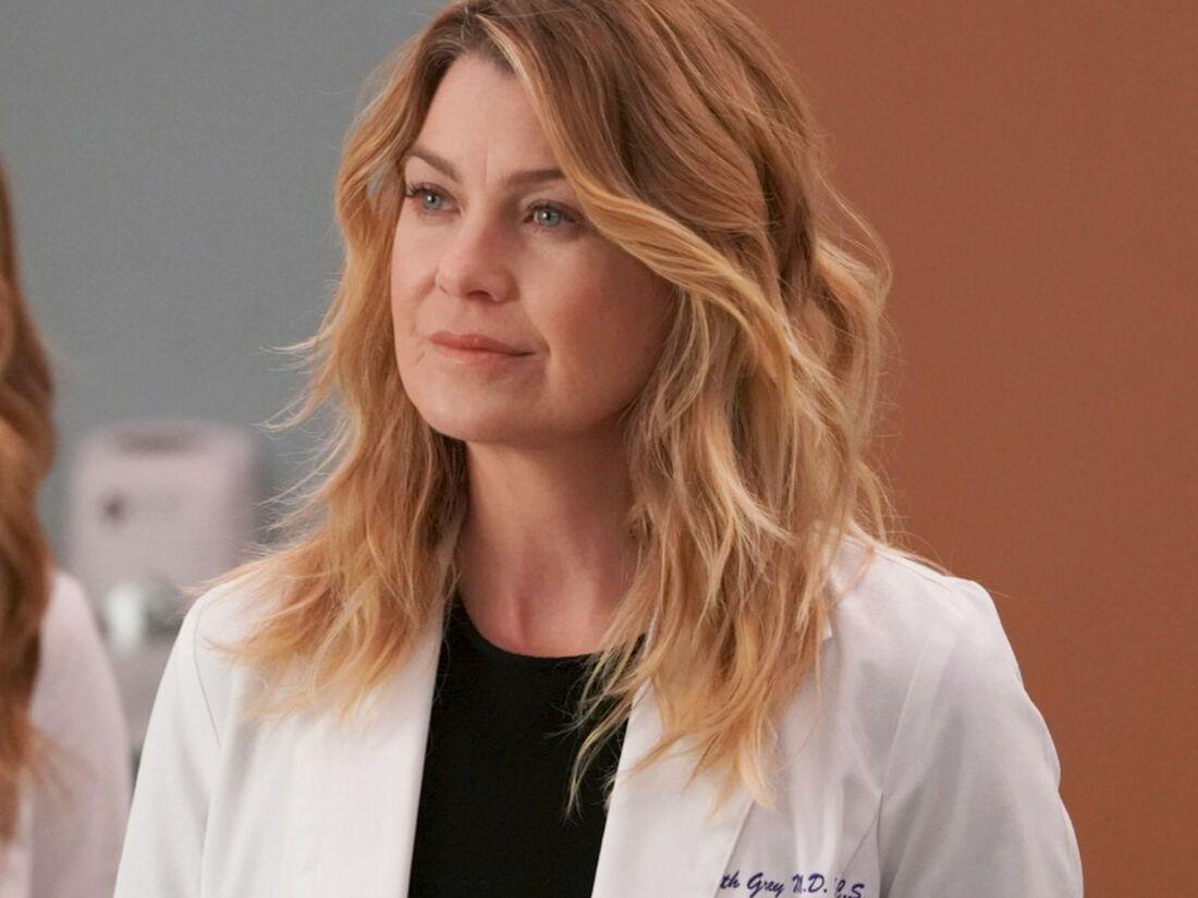 Em 'Grey's Anatomy', a atriz Ellen Pompeo interpreta a Dra. Meredith Grey há mais de 10 anos