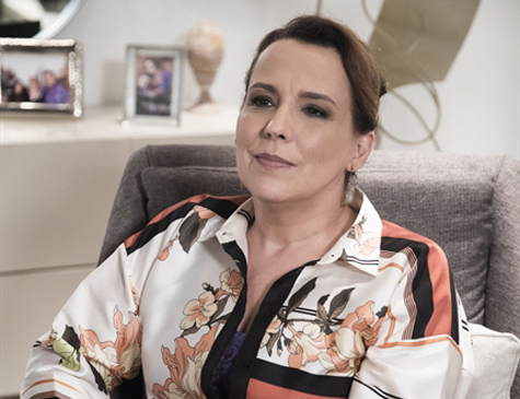 Ana Beatriz Nogueira é Isadora Mantovani em 'Malhação: Vidas Brasileiras'