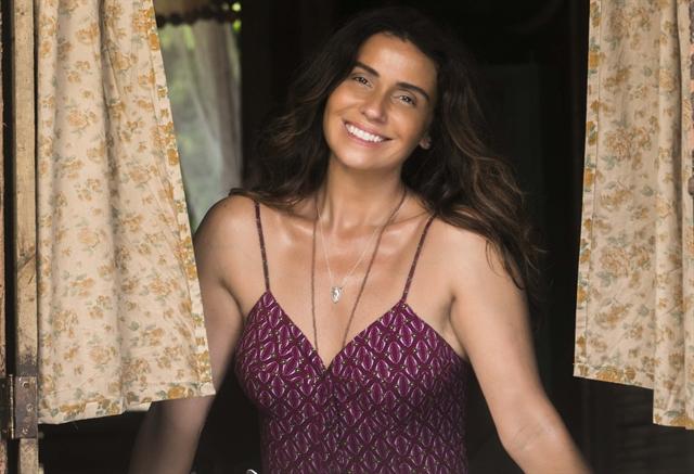 Giovanna Antonelli é Luzia em 'Segundo Sol'