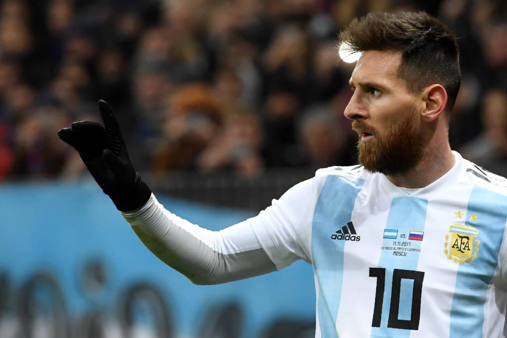 Na Rússia, Messi busca o tão sonhado título com a seleção argentina