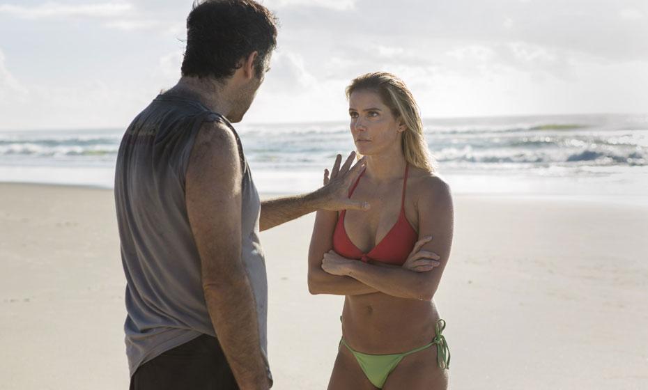 Keka (Deborah Secco) vive crise no casamento com Dudu (Sérgio Guizé)