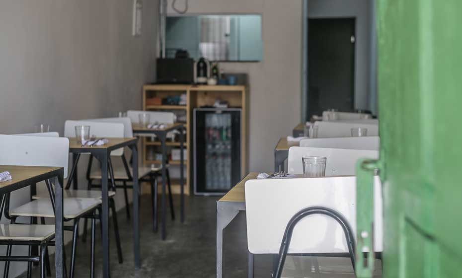 Empreendedorismo para trazer a vida de volta ao Pátio de São Pedro