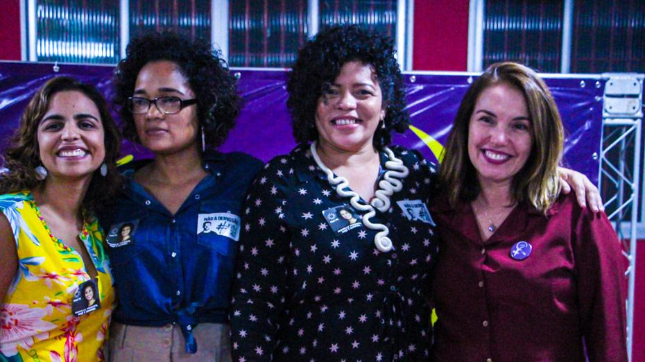 PSOL forma uma chapa feminista para a eleição deste ano