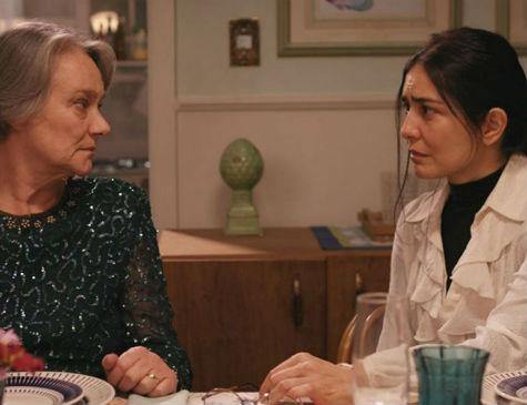 Selma Egrei e Letícia Sabatella interpretam mãe e filha que lutam para se entender