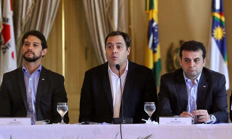 Governador Paulo Câmara discute crise dos combustíveis no domingo (27)