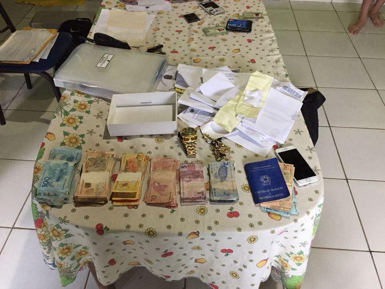 O Ministério do Trabalho e Emprego calcula que os fraudadores conseguiram sacar mais de R$ 4,6 milhões, no período de agosto de 2016 até março de 2018