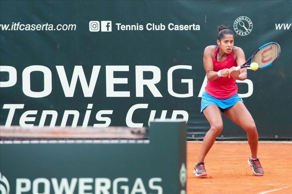 Teliana Pereira, tenista pernambucana