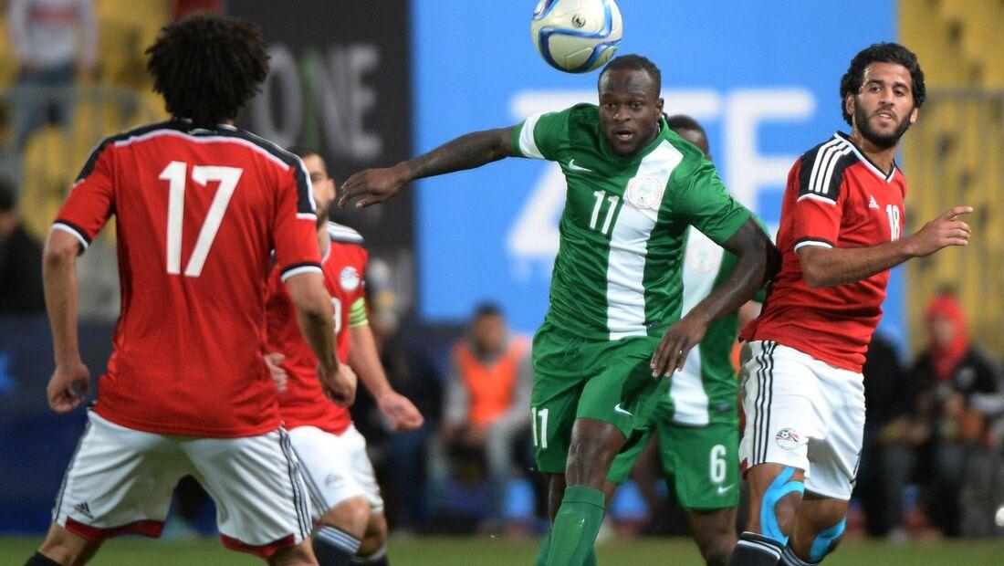 Victor Moses é um dos jogadores mais experientes da atual Nigéria