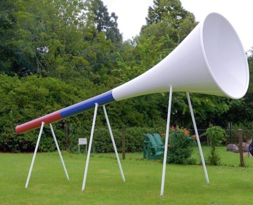 Vuvuzela da Copa do Mundo da Rússia