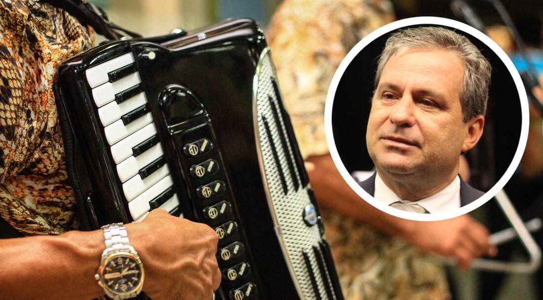 O deputado Tadeu Alencar está na luta para tornar o forró Patrimônio Cultural do Brasil
